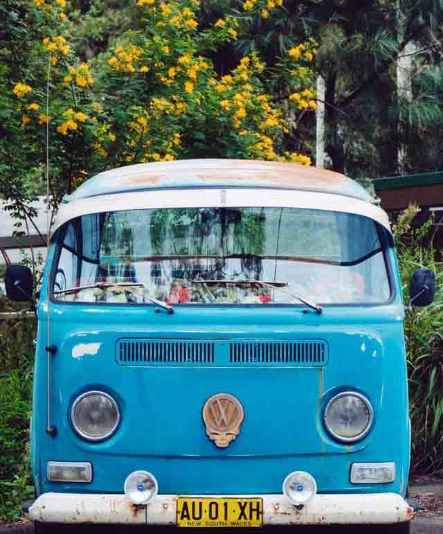 VW Kombie Memories